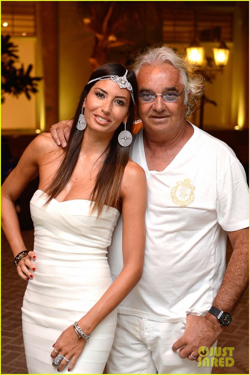 Flavio Briatore Wedding