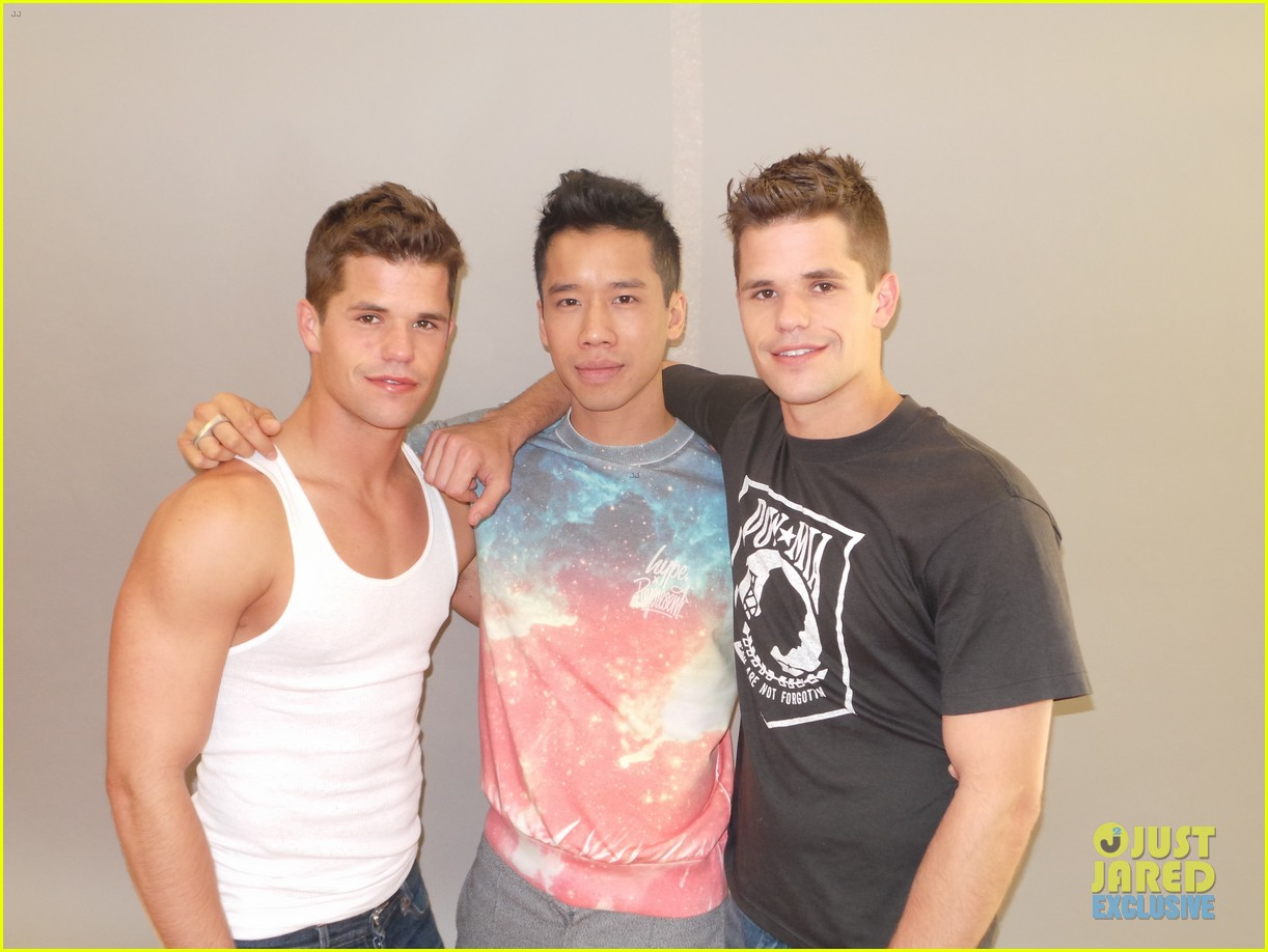 Teen Wolf's Max & Charlie Carver: JJ Spotlight of the Week ...