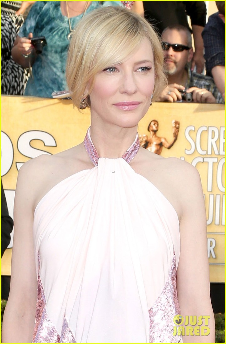 cate blanchett sag awards 2014 red carpet 033034622
