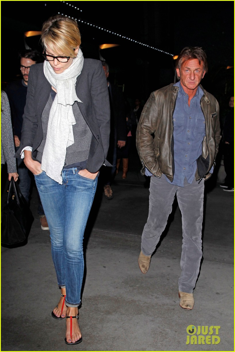 charlize theron sean penn movie date night 063024565