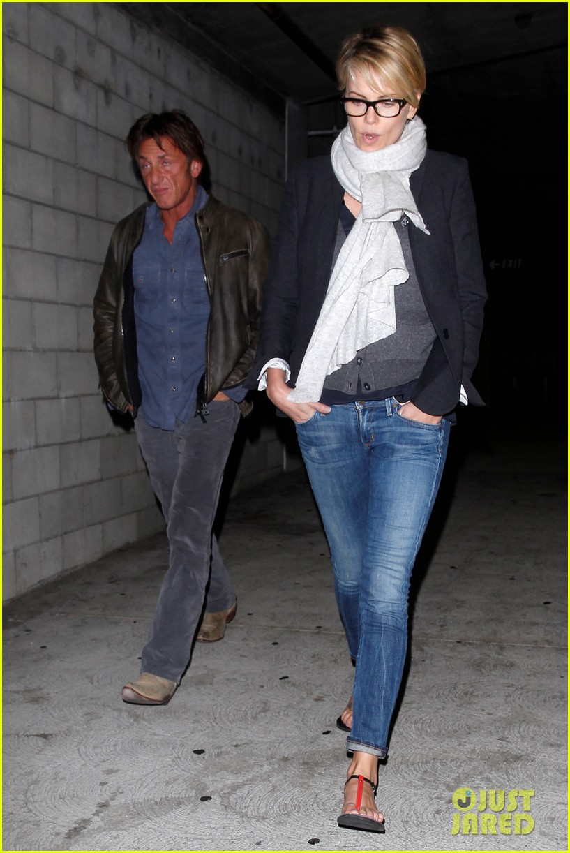 charlize theron sean penn movie date night 273024586