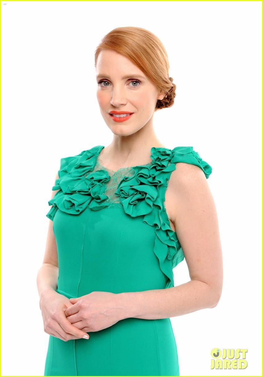 jessica chastain critics choice movie awards 2014 red carpet 043032899