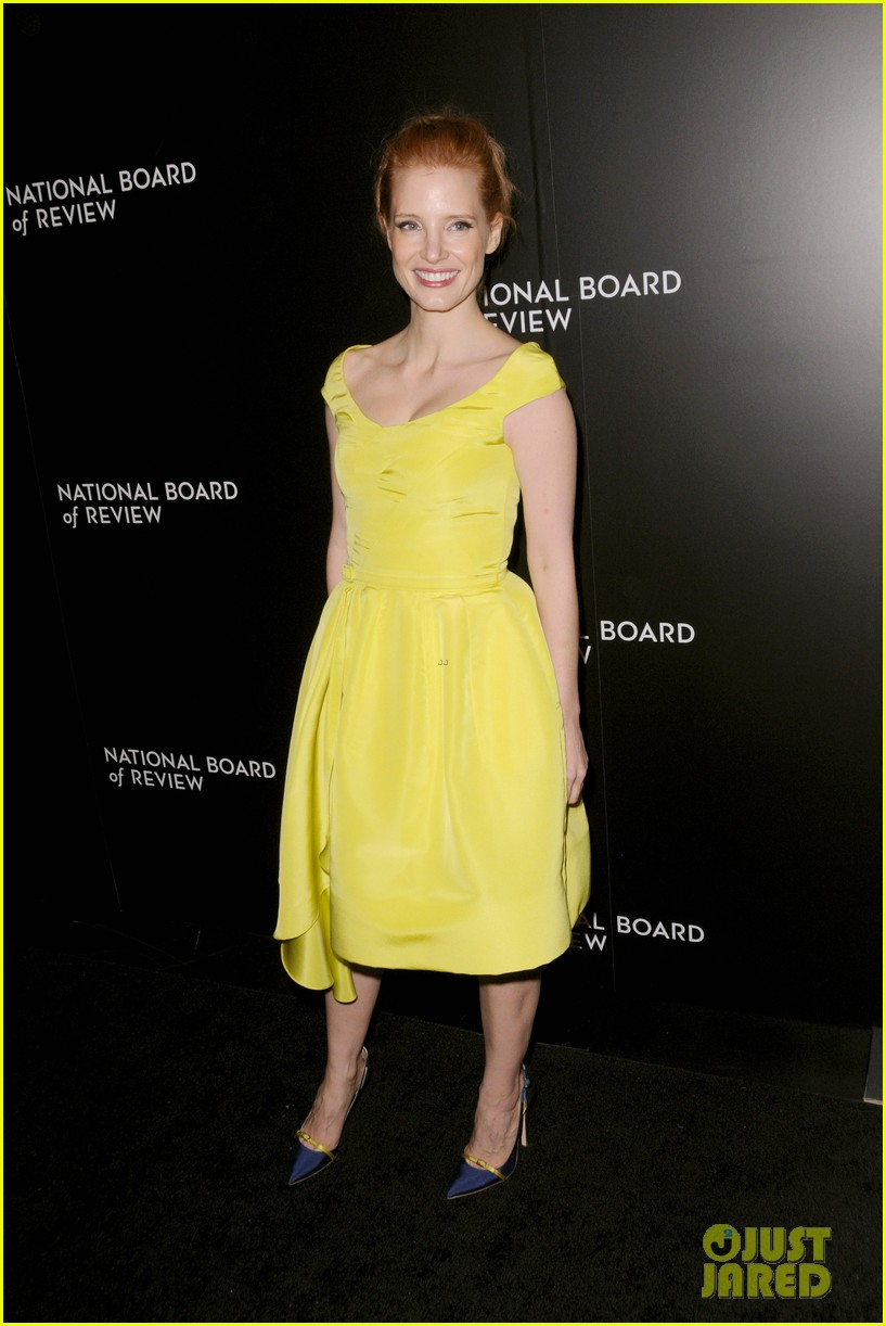 jessica chastain national board of review awards gala 2014 013024822