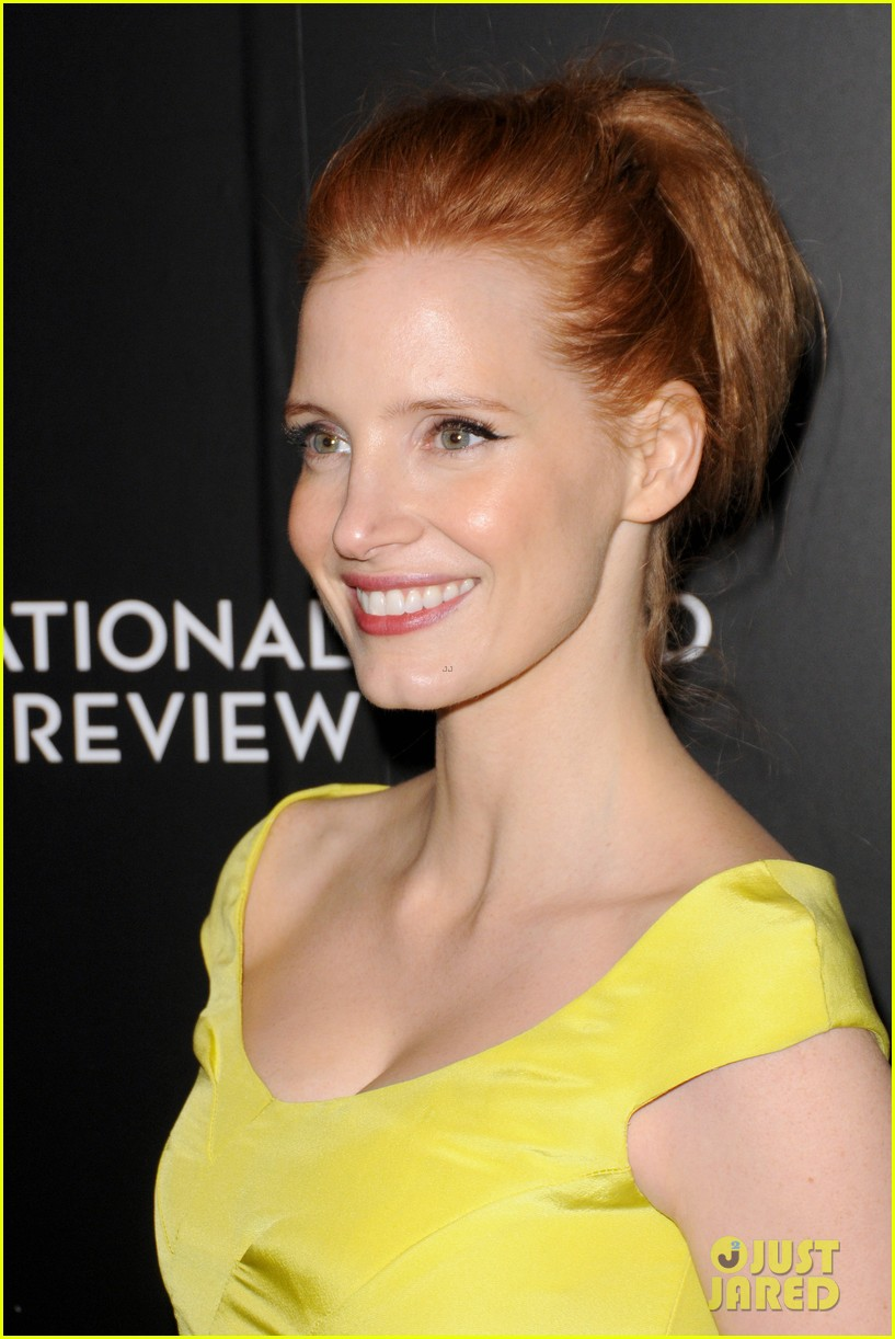 jessica chastain national board of review awards gala 2014 043024825