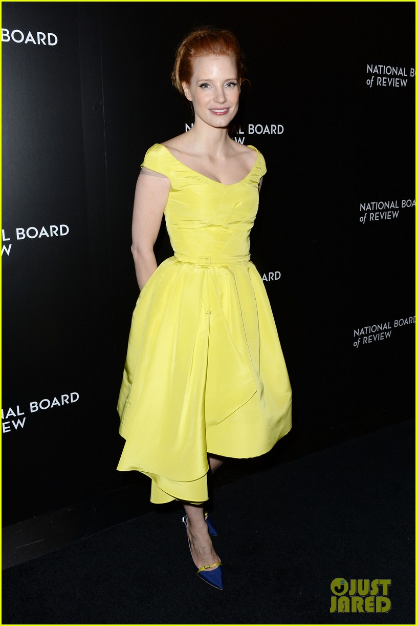 jessica chastain national board of review awards gala 2014 073024828