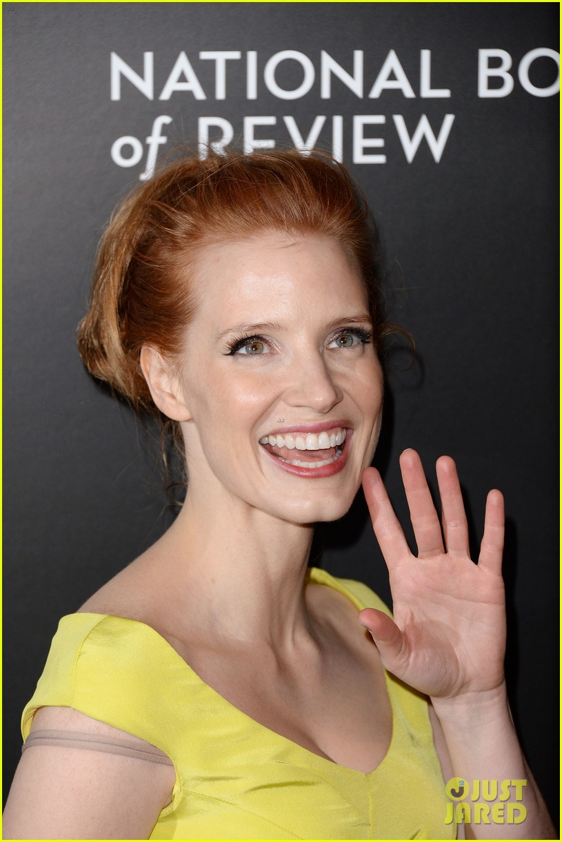 jessica chastain national board of review awards gala 2014 083024829