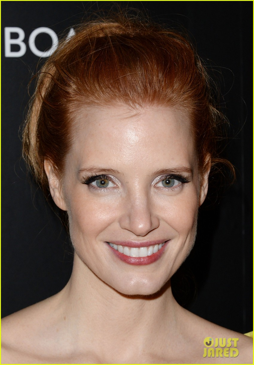 jessica chastain national board of review awards gala 2014 10