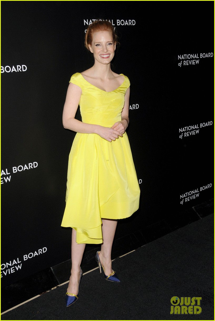 jessica chastain national board of review awards gala 2014 123024833