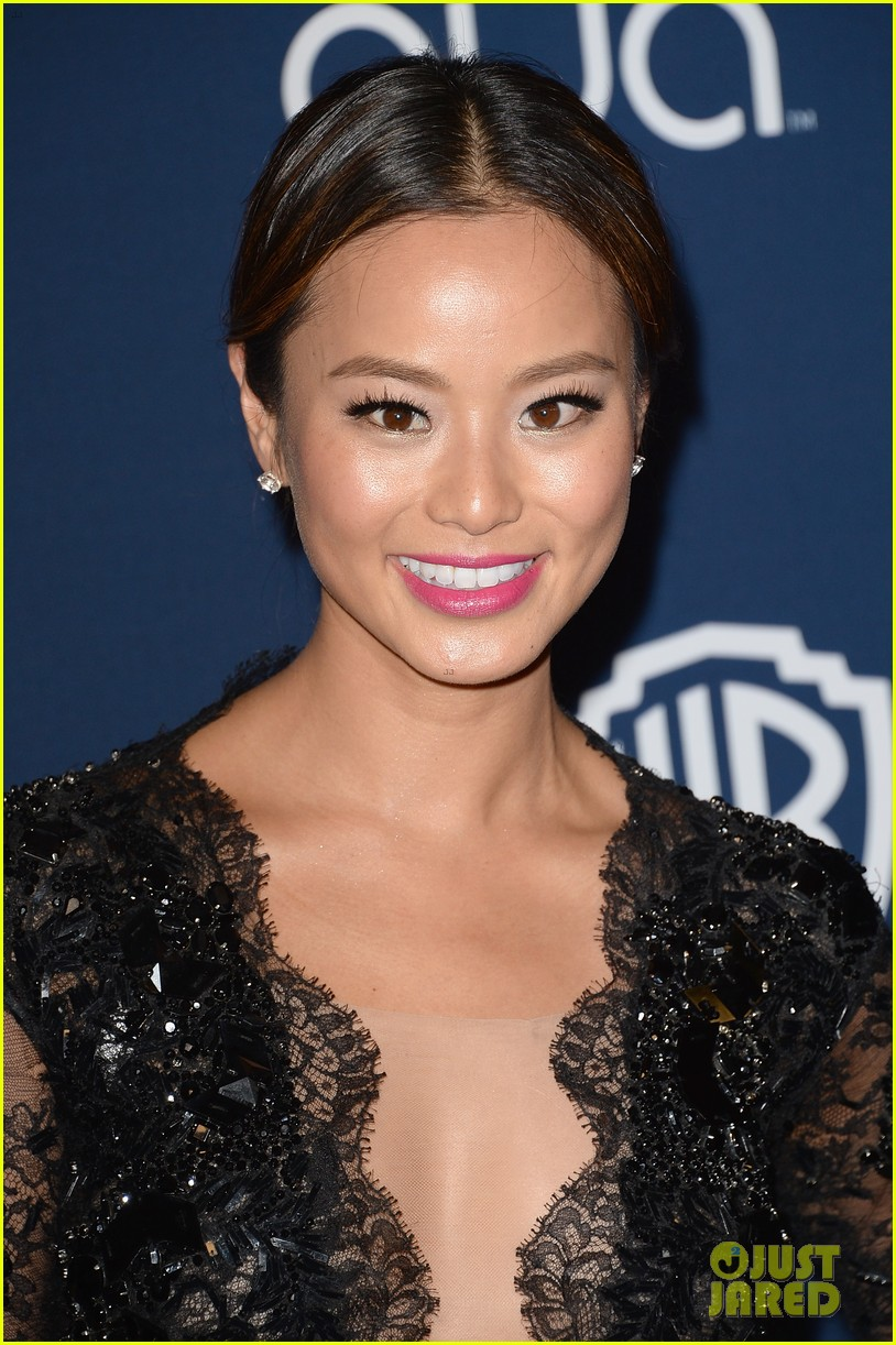 jamie chung bryan greenberg instyle golden globes party 2014 04