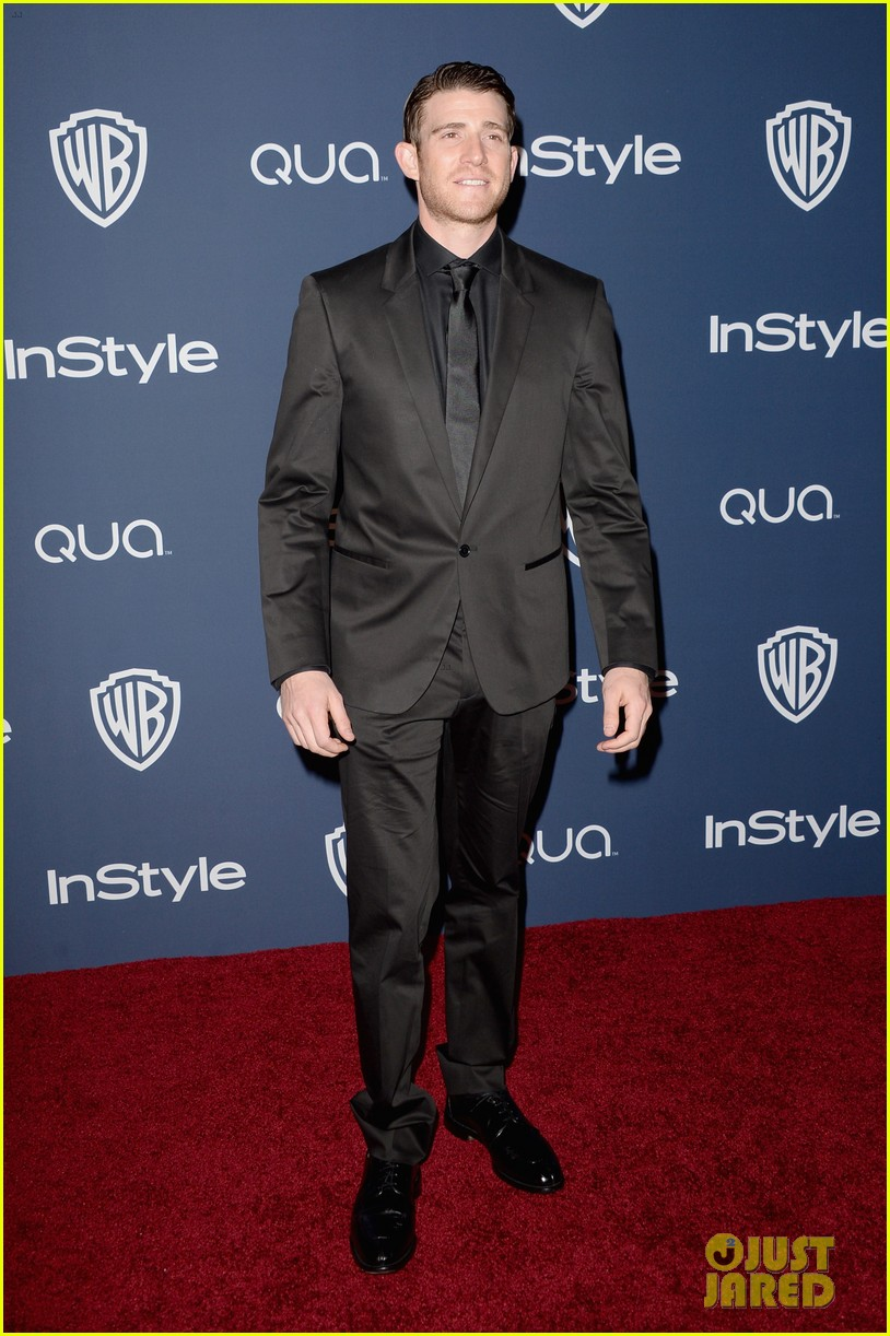 jamie chung bryan greenberg instyle golden globes party 2014 113030266