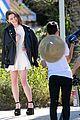 emilia clarkes golden globes prep music metallica 04