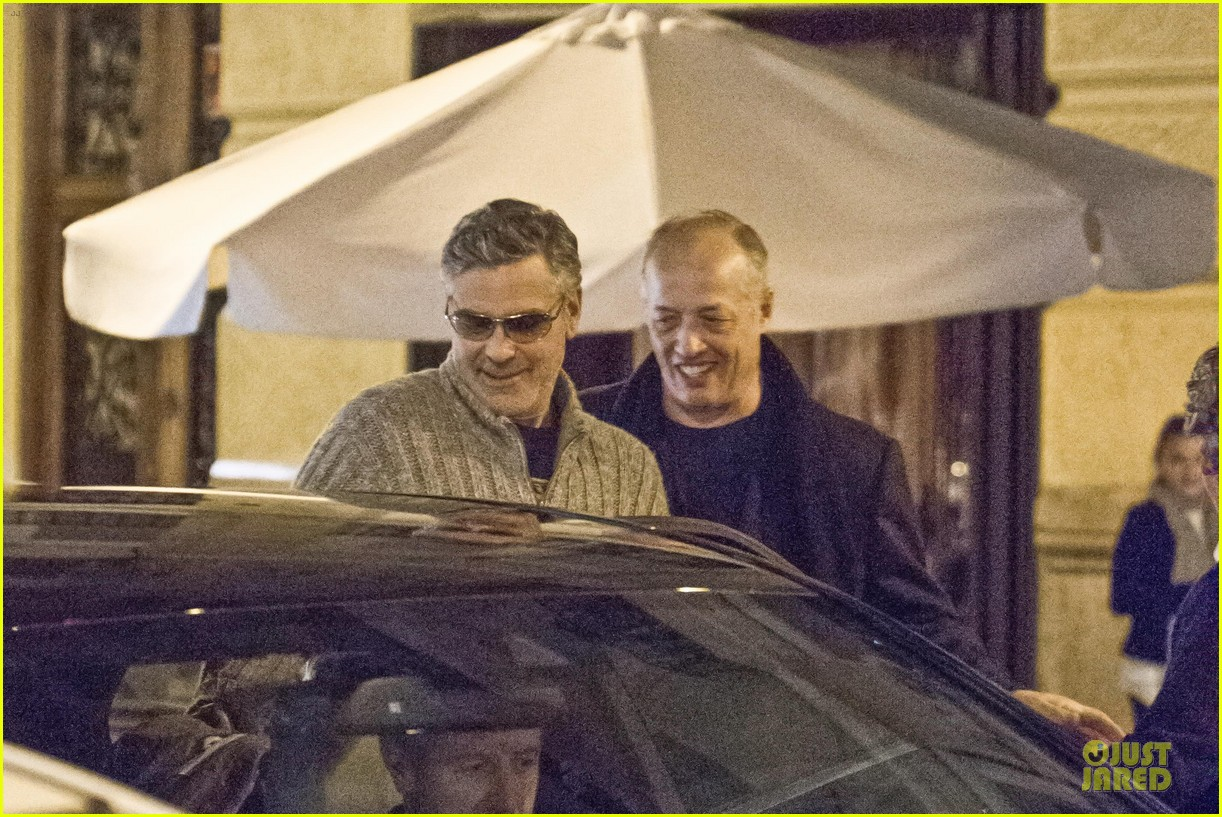 george clooney talks prank on matt damon 043038066