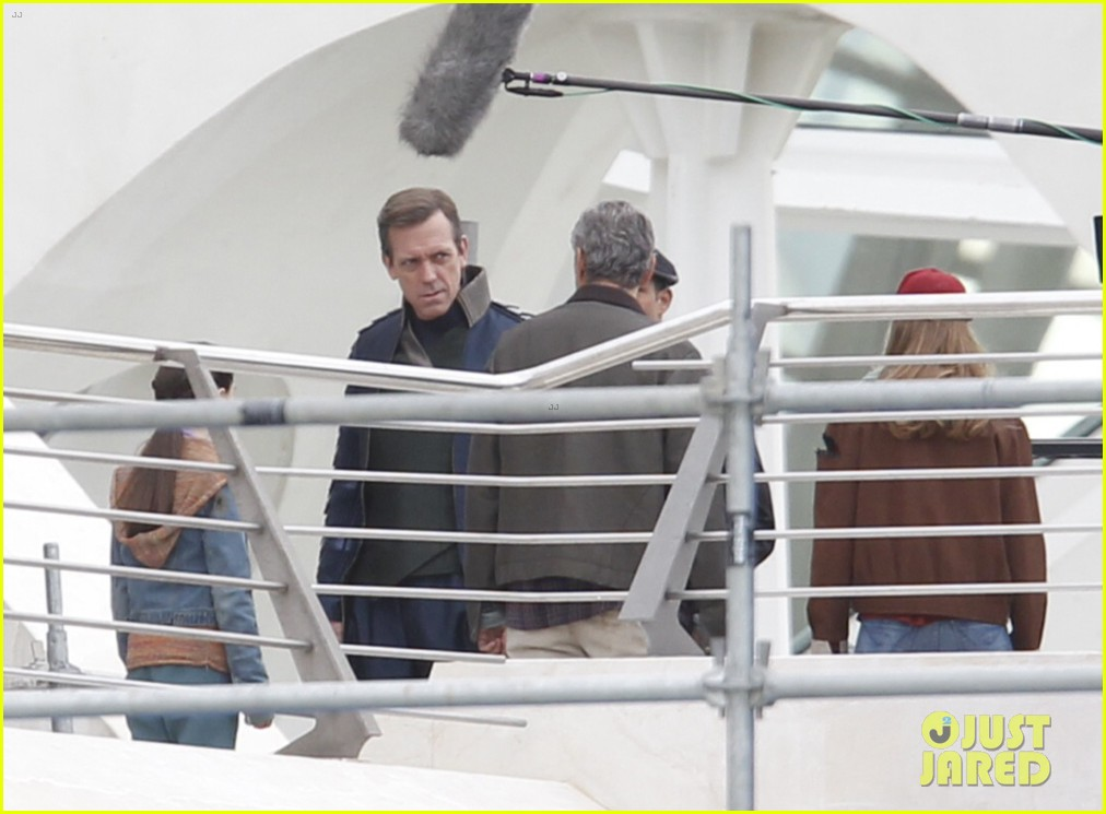 george clooney begins filming tomorrowland in spain 073036927