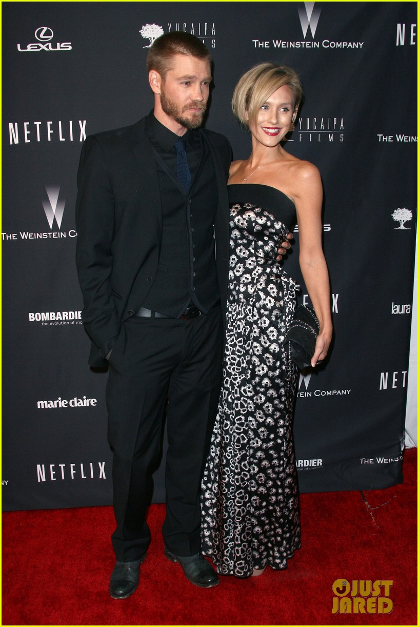 chad michael murray nicky whelan golden globes 2014 03