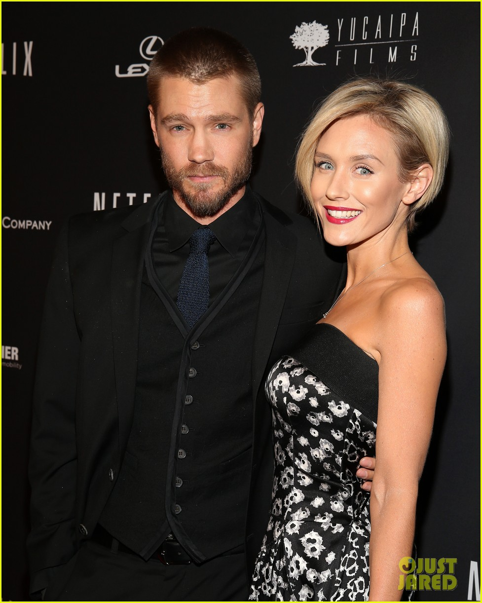 chad michael murray nicky whelan golden globes 2014 073030102