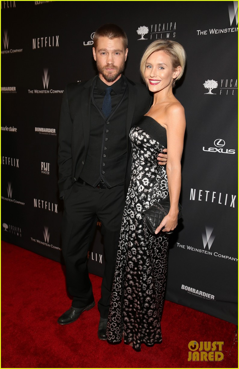 chad michael murray nicky whelan golden globes 2014 083030103