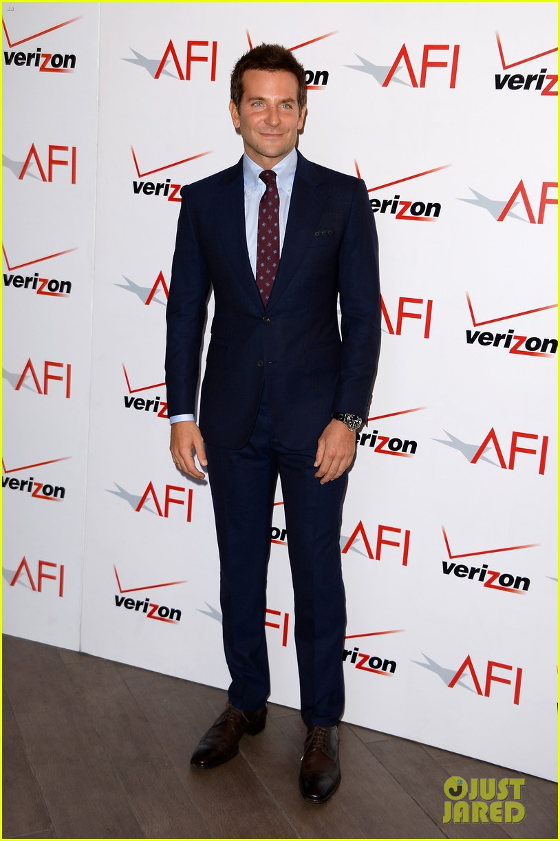 bradley cooper amy adams afi awards luncheon 2014 173027267