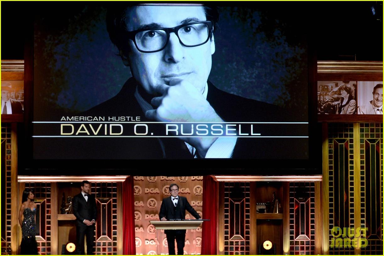 bradley cooper honors david o russell at dga awards 2014 143040373