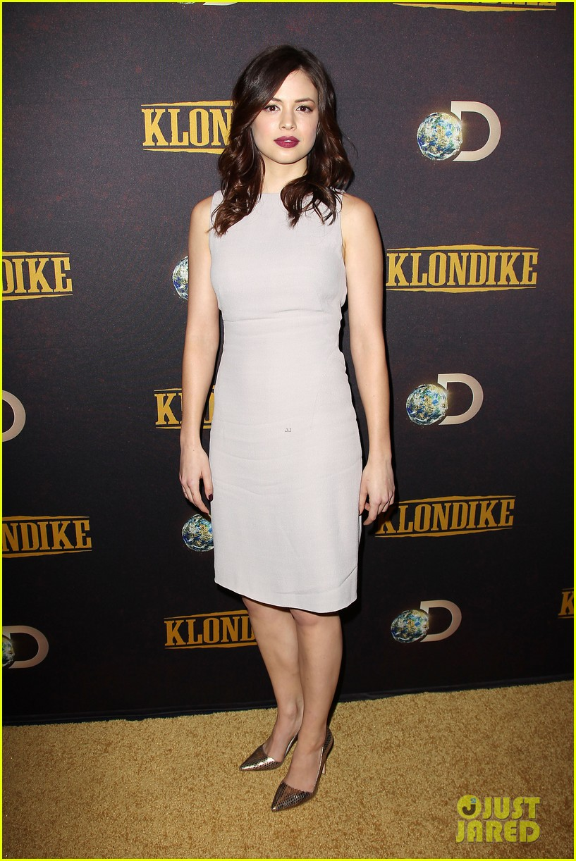 abbie cornish richard madden klondike new york premiere 05