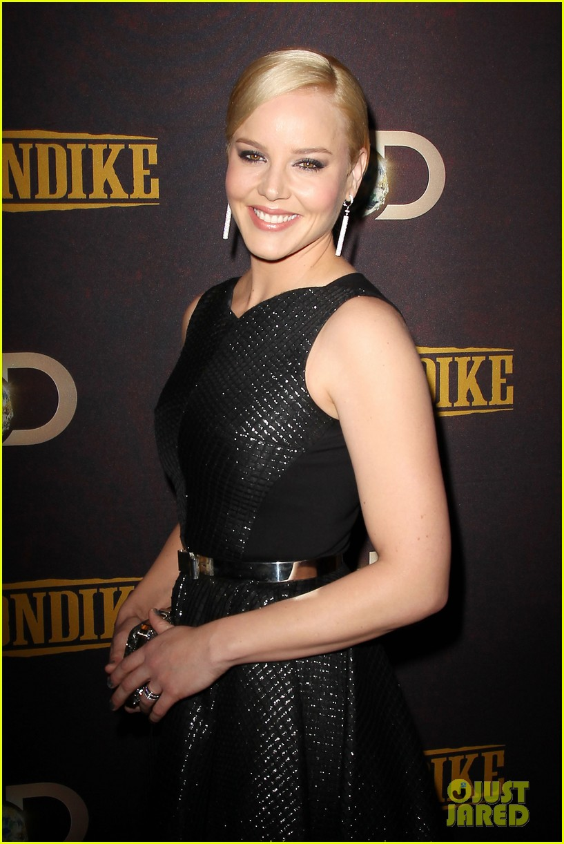 abbie cornish richard madden klondike new york premiere 243033218