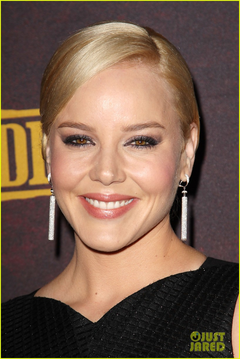 abbie cornish richard madden klondike new york premiere 263033220