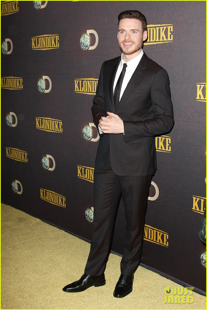 abbie cornish richard madden klondike new york premiere 32