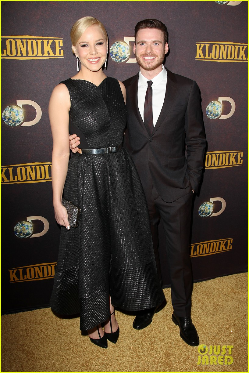 abbie cornish richard madden klondike new york premiere 343033228