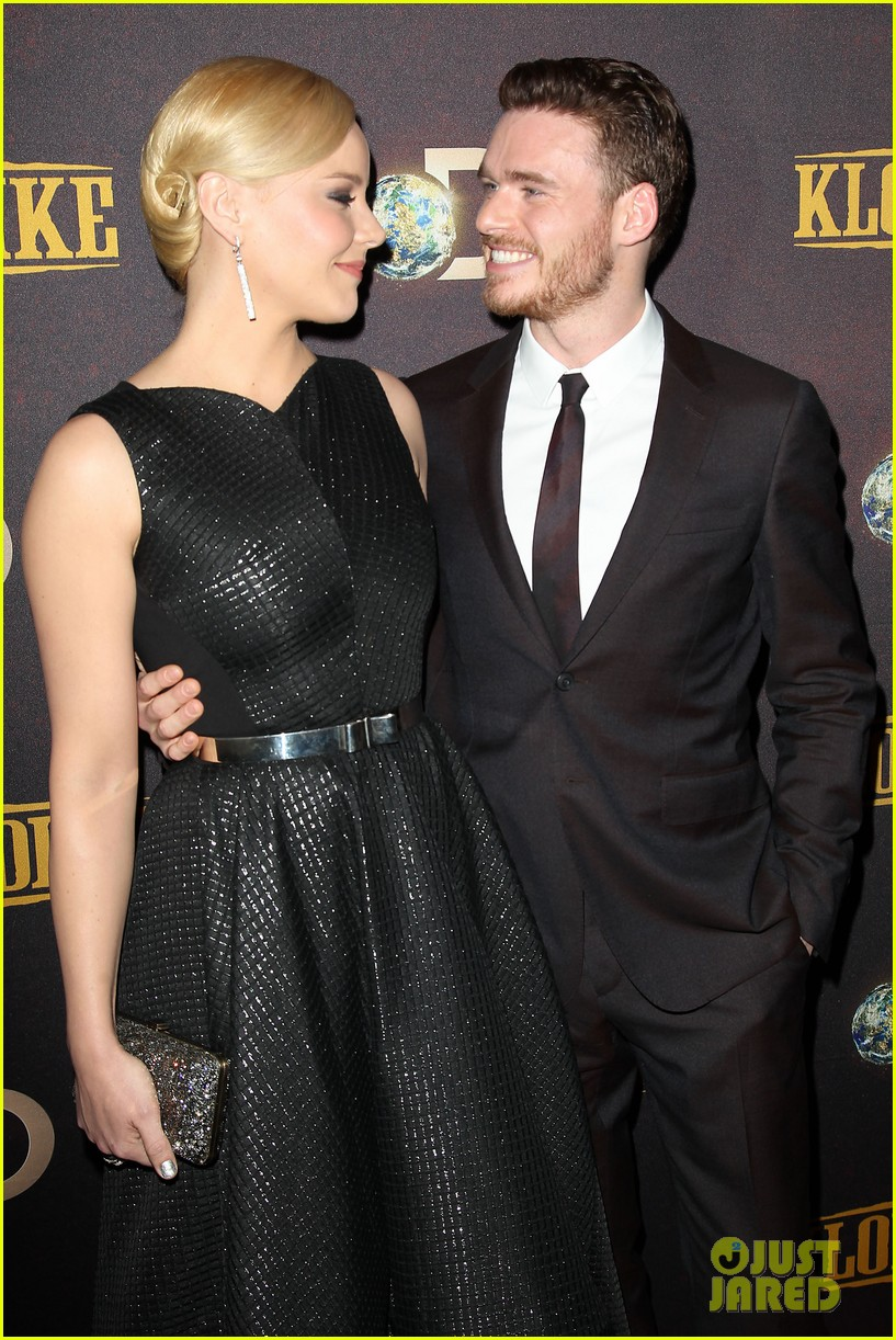abbie cornish richard madden klondike new york premiere 35