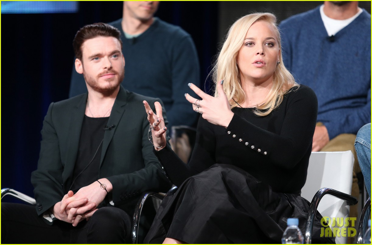 abbie cornish richard madden klondike tca panel 13