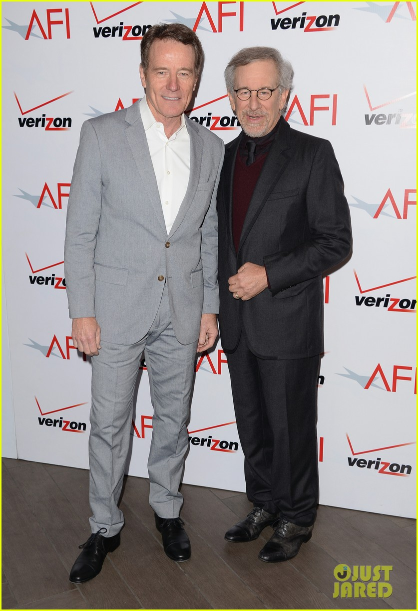 aaron paul bryan cranston afi awards luncheon 2014 013027289