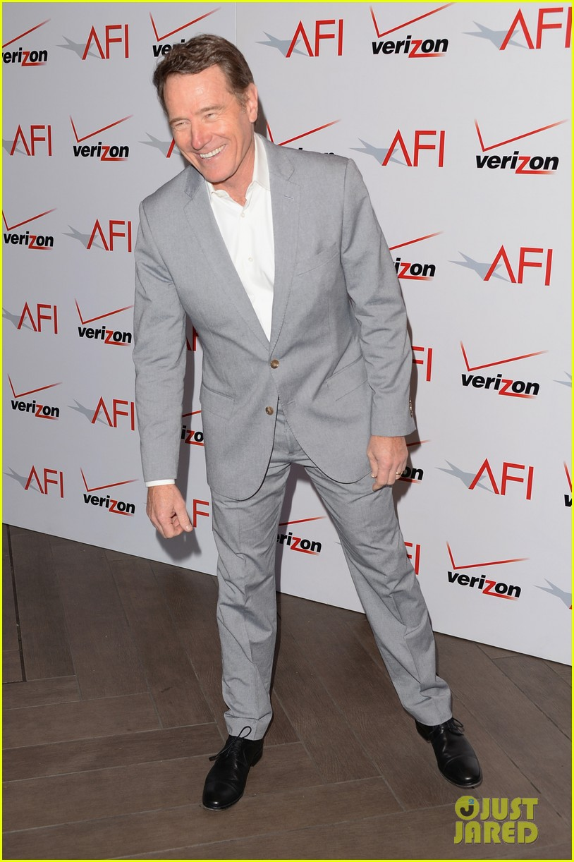 aaron paul bryan cranston afi awards luncheon 2014 053027293