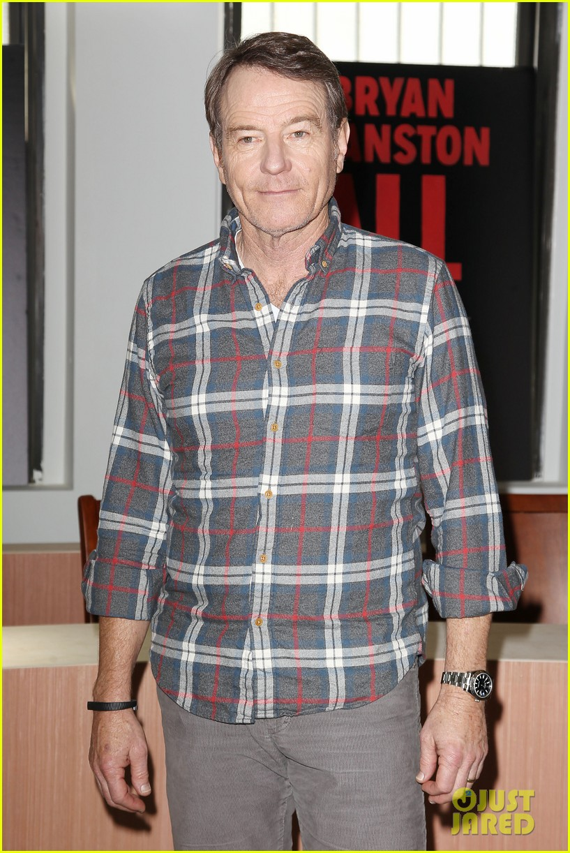 bryan cranston all the way cast preview 173037807