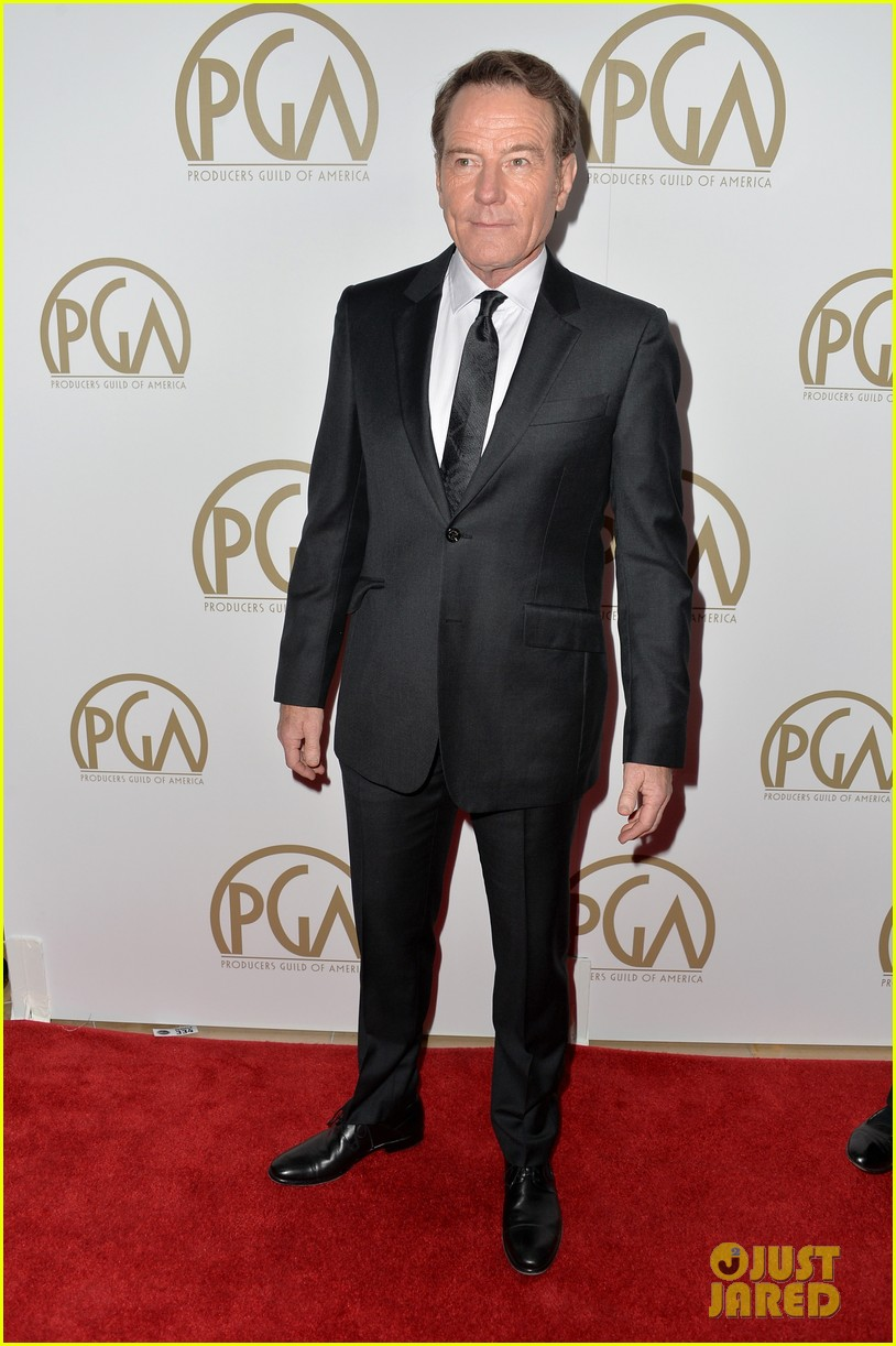 bryan cranston producers guild awards 2014 02