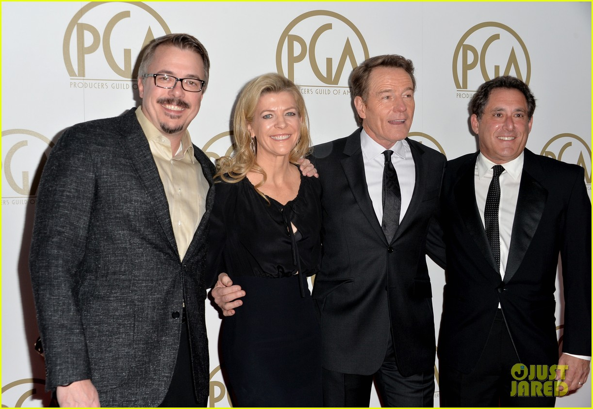 bryan cranston producers guild awards 2014 033035922