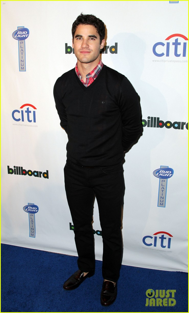darren criss ariel winter billboard grammys 2014 after party 033041837