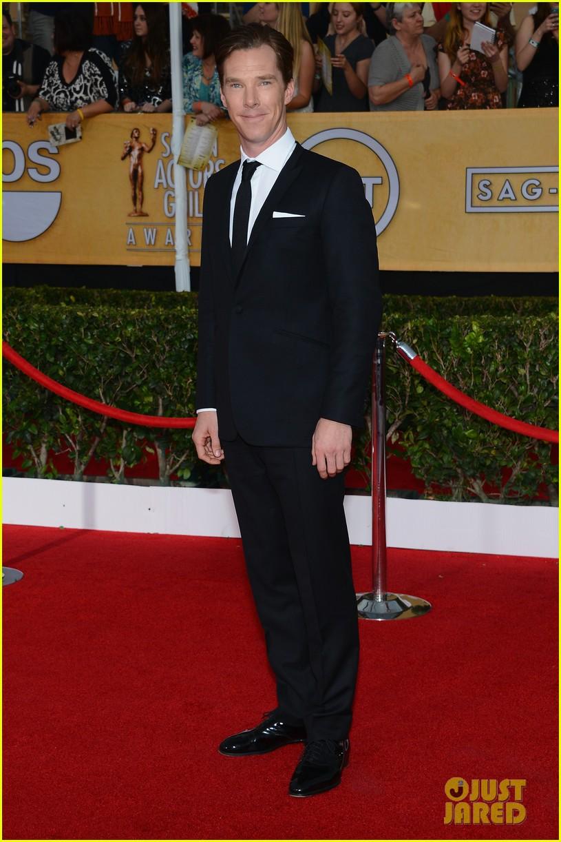 benedict cumberbatch sag awards 2014 red carpet 013034815