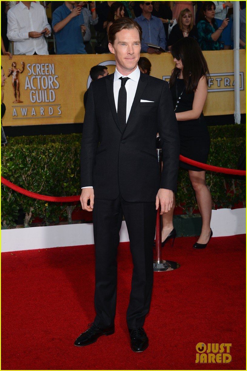 benedict cumberbatch sag awards 2014 red carpet 053034819