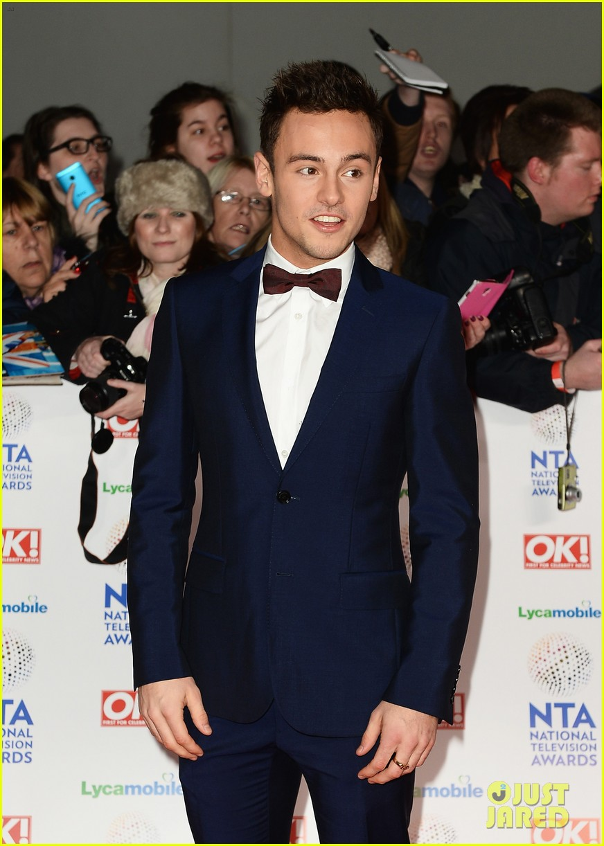 tom daley naomi campbell national television awards 2014 163038336