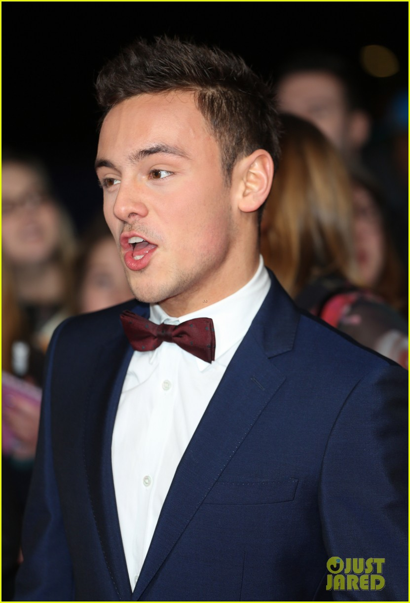 tom daley naomi campbell national television awards 2014 193038339