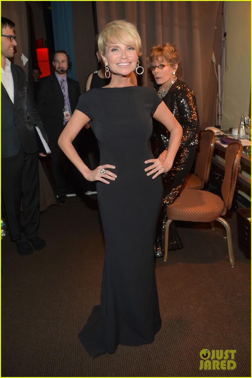 matt damon kristin chenoweth unicef ball 2014 043031657