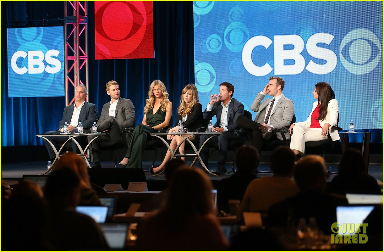 brooklyn decker james van der beek cbs tca panel 2014 13