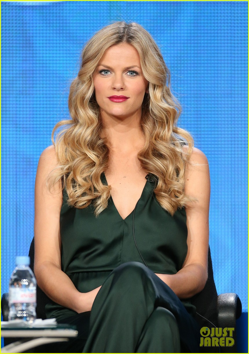 brooklyn decker james van der beek cbs tca panel 2014 153032174