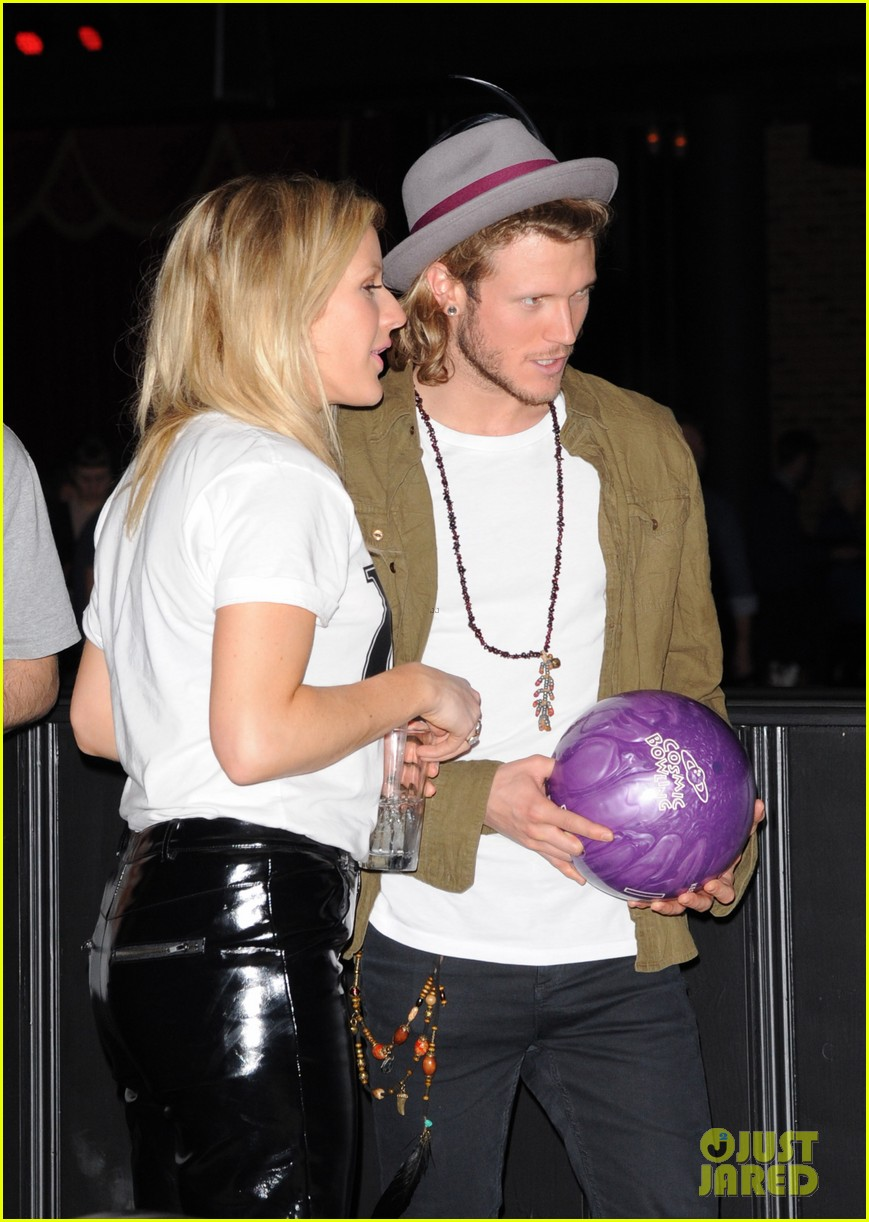 cara delevingne ellie goulding brooklyn bowl launch party 143033427