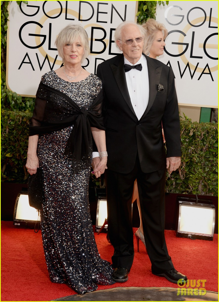 bruce dern june squibb golden globes 2014 red carpet 01