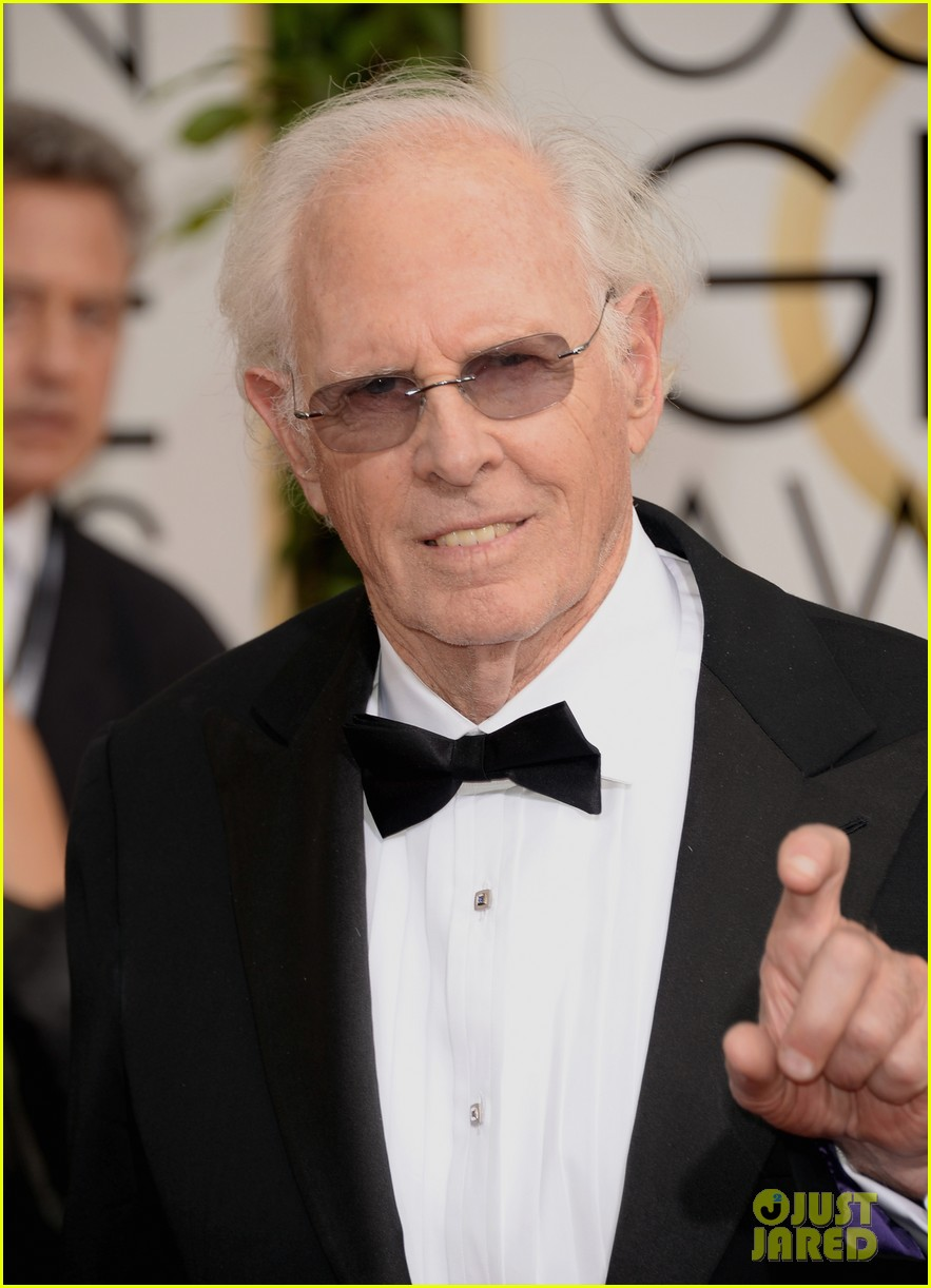 bruce dern june squibb golden globes 2014 red carpet 043029731