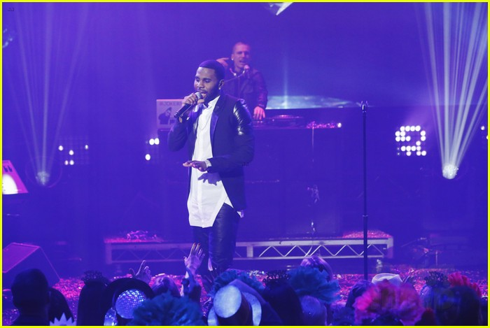 jason derulo performs on new years rocking eve 2014 video 073020843