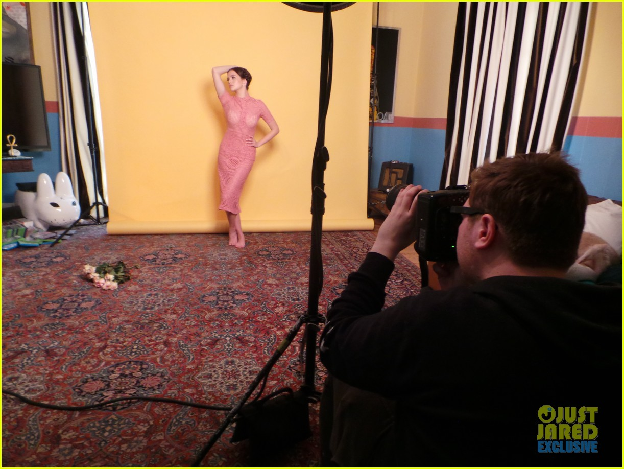 zoey deutch jj spotlight of the week behind the scenes pics 083037116