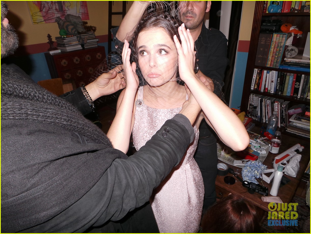 zoey deutch jj spotlight of the week behind the scenes pics 143037122