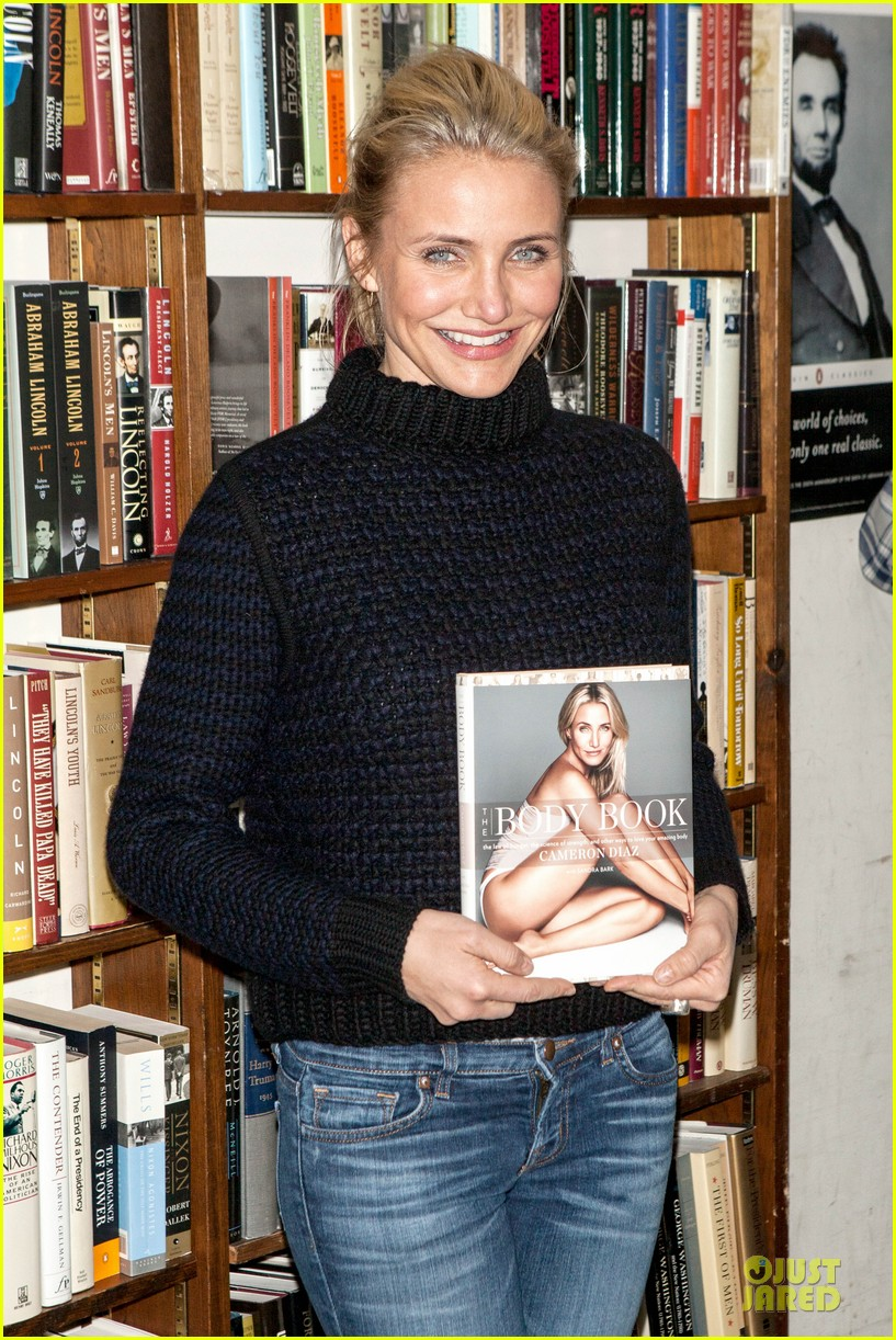 cameron diaz i like the way i look now better 06