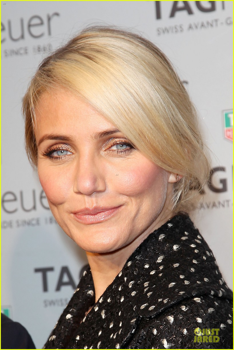 cameron diaz tag heuer ny flagship store opening 103043031